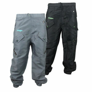 Mens-Location-Cargo-Style-Tracksuit-Track-Pants-Cuffed-Bottoms-Pant-Size-S-XXL