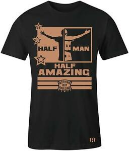 034-Half-Man-Half-Amazing-034-T-Shirt-to-Match-Foamposite-One-034-Copper-034