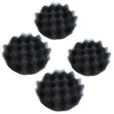 4x HQRP Bio-Foam Media Filter pads for Fluval A239, 015561102391, FX5, FX6