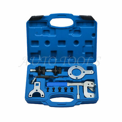 MINI Diesel Engine Timing Tool Kit with a Blue Storage Case
