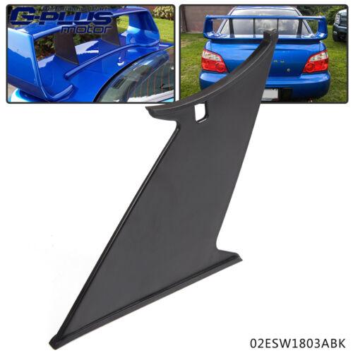Stabilizer Black For Subaru 2015-2018 WRX STi Sedan Wing Stiffi Support