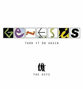 Genesis-Turn-It-on-Again-The-Hits-CD-NEW-Greatest-Best-of-Phil-Collins