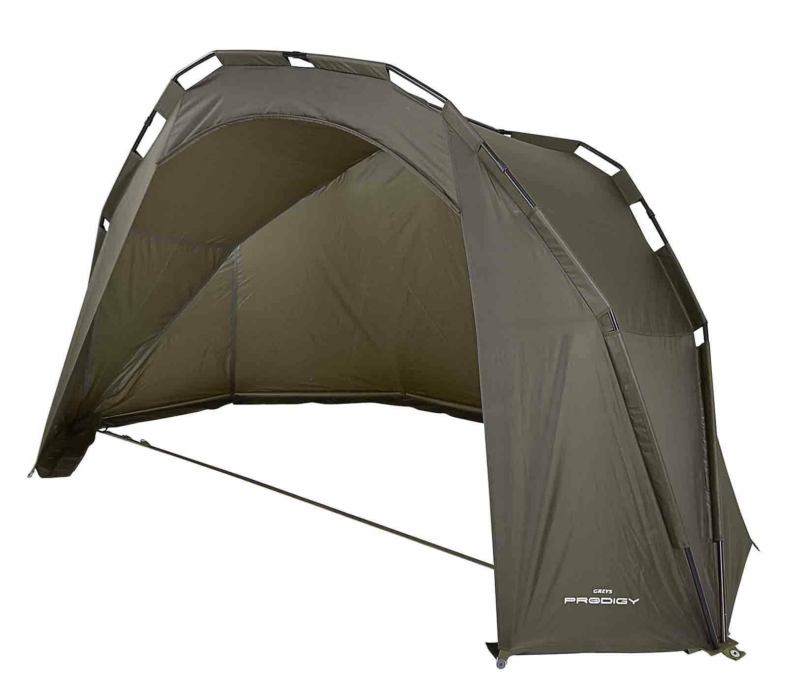 Graus Prodigy Easy Assemble Spacious Frame Coarse Fishing 3 Section Frame Spacious Day Shelter d8f90a