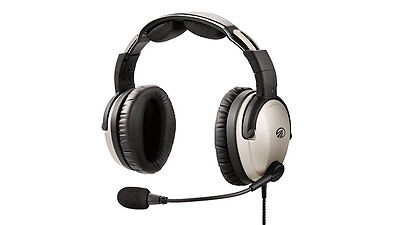 Lightspeed Aviation Zulu.3 ANR Aviation Headset Bluetooth Authorized Dealer | eBay