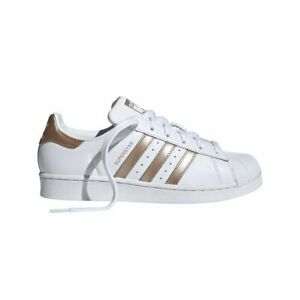 Detalles de Zapatillas Superstar W adidas Blanco Mujer