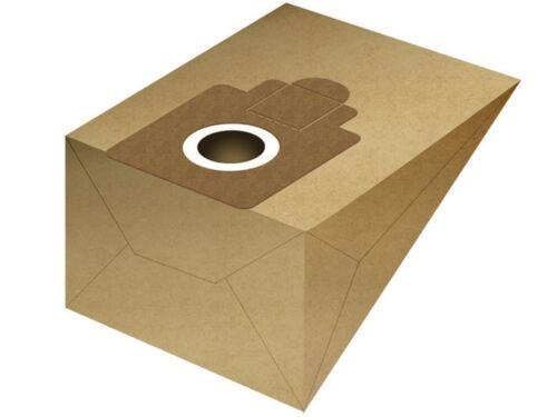 10 sacs pour aspirateur adapté pour Hoover tfs 5100-tfs 5299 Freespace
