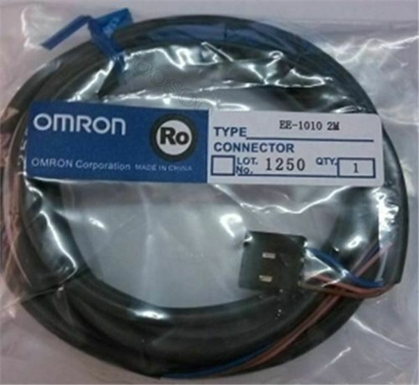 1Pcs New Omron Connector With Cable 2M EE-1010 (EE1010) xf