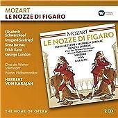 Herbert von Karajan - Mozart: Le nozze di Figaro 2 CD Set New