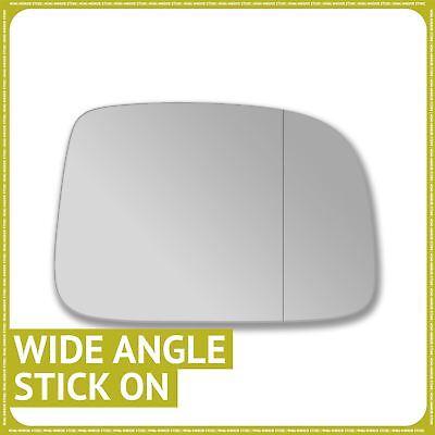 Left side Wide Angle Wing door mirror glass for Isuzu Rodeo Denver 2006-2012