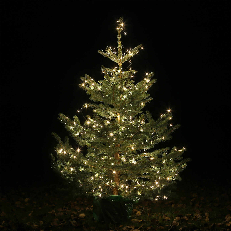 LED Catena Luminosa Luminosa Luminosa 200 400 600 bianco caldo frossodo bianco per esterno interno giardino CATENA 4f5db0