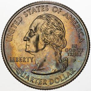 2007 P/&D 10 Quarter Choice GEM BU Set ~ In Original Mint Casing ~ STUNNING ~ P56