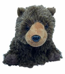 "Wild Republic Brown Grizzly Bear 12"" Plush Realistic Stuffed Animal Soft Toy"