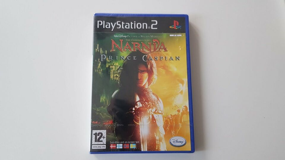 The Chronicles of Narnia: Prince Caspian, PS2, adventure