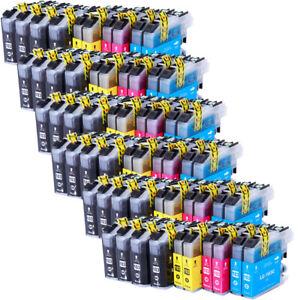 60Pk LC103XL Ink Set For Brother MFC-J870DW J875DW J6520DW DCP-J285DW MFC-J470DW