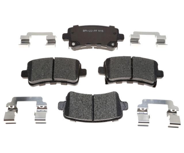 Disc Brake Pad Set-GS Rear Raybestos MGD1430CH