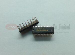 5PCS SN76489AN DIP-16 IC Digital Complex Sound Generator