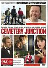 CEMETERY JUNCTION DVD R4 Ricky Gervais Emily Watson Felicity Jones - NEW