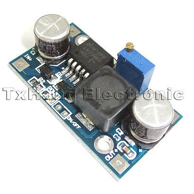 New LM2596HV LM2596S DC-DC Step Down CC-CV Adjustable Power Supply Module