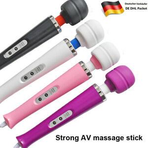 Magic Wand Massagestab Massager - Massagegerät - Wasserdicht - Vibrator - Stark