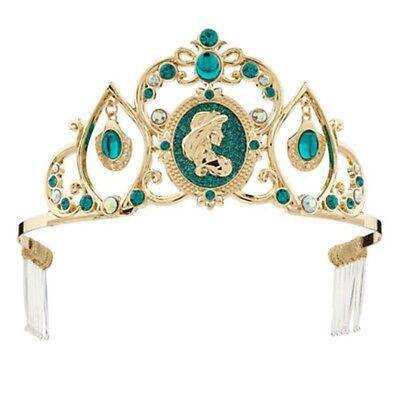 Disney Store Princess Jasmine Tiara/Crown Aladdin Genuine One Size Ages 3+
