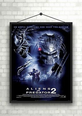 Alien Large Movie Poster Art Print A0 A1 A2 A3 A4 Maxi
