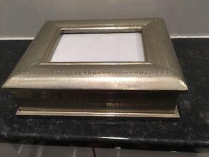 Silver Jewellery Box - Preston, Lancashire, United Kingdom - Silver Jewellery Box - Preston, Lancashire, United Kingdom