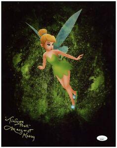 "Margaret Kerry Autograph Signed 11x14 Photo - Peter Pan ""Tinker Bell"" (JSA COA)"