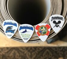 HATEBREED Guitar Pick SET Florida Frank ghost picks lot FREE SHIP!!! Flintstones