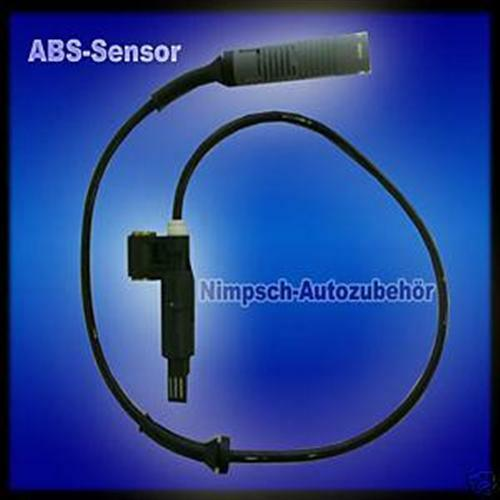 ABS Sensor vorne beidseitig BMW 3 E36 Drehzahlfühler 34521163027 Neu