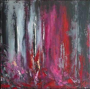 PEINTURE-art-contemporain-paysage-TABLEAU-abstrait-signe-HZEN-034-MARS-034-40x40-cm