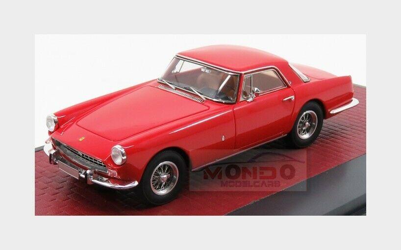 Ferrari 250 Gt Coupe Pinifarina 1958 rot MATRIX 1 43 MX40604-112 Miniature
