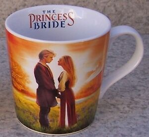 Image Is Loading Coffee Mug Entertainment The Princess Bride New 12