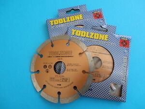 3-x-115mm-4-5-034-Diamond-Angle-Grinder-Grinding-Stone-Brick-Concrete-Cutting-Disc
