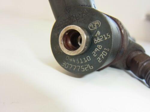 Iniettore strumento VOLVO v70 III s80 xc60 xc70 2,4d 163ps 185ps BJ 06-11 044511029 8
