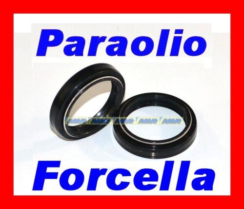 PARAOLIO FORCELLA Ø 35 X 48 X 11 COPPIA ANELLI TENUTA 35X48X11  P003T