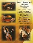 Lively Baroque! Fourteen Folk Dances for String Quartet by Amerivista Books (Paperback / softback, 2013)