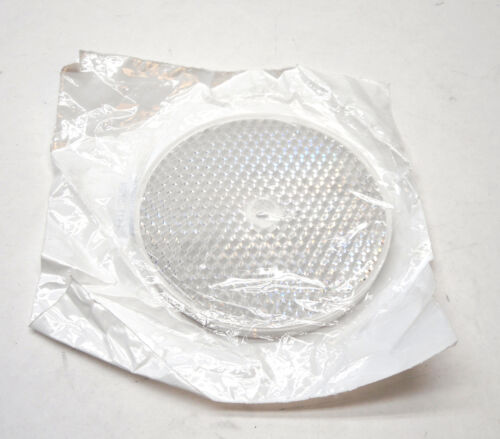 "NEW IFM TS80 PRISMATIC REFLECTOR 3"" PLASTIC ROUND 80MM DIA TS80"