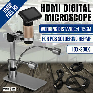 HDMI-Digital-Microscope-for-PCB-Repair-ADSM201-3MP-10x-300x-Magnification-1080P