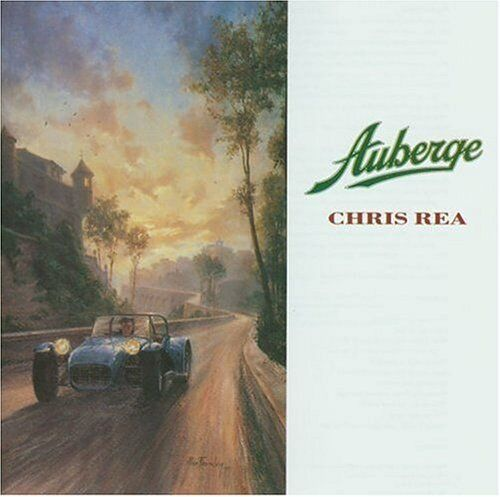 1 of 1 - Chris Rea - Auberge [New CD] Manufactured On Demand