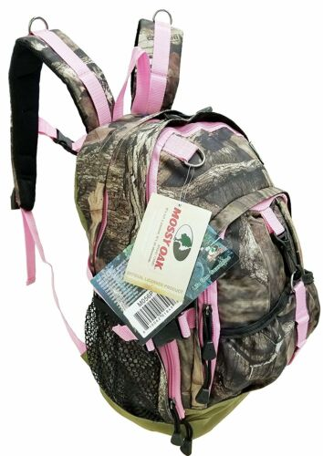 "Explorer Tactique Mossy Oak 17/"" Jour Pack Sac à dos randonnée Camping Everyday Bag"