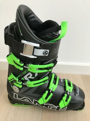 Neueste Kollektion Von Lange Rx 130 Skischuhe - Mondo Größe 26.5 - Schwarz-grün - Top Zustand! Kunden Zuerst