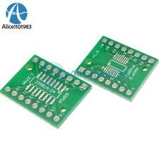 50pcs Sop16 Ssop16 Tssop16 To Dip16 065127mm Ic Adapter Pcb Board Top