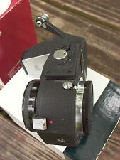 Leitz Germany Leica Visoflex lll mit Lupe 16498 BOXED  9+