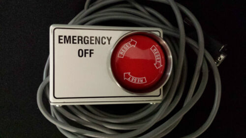 c4 Emergency Off Reset Switch Omron A3GE