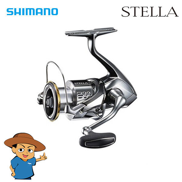 Shimano 2018 model STELLA 4000MHG fishing spinning reel MADE IN JAPAN