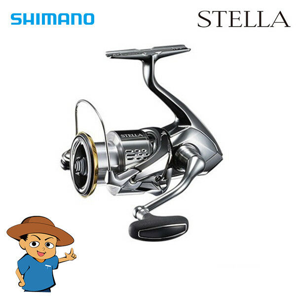 Shiuomoo 2018 2018 2018 modellolo STELLA 4000MHG fishing spinning reel fatto IN JAPAN 9a9