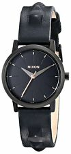 Nixon Women's A3981669 Kenzi Leather Watch