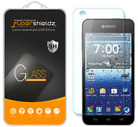 Supershieldz Ballistic [tempered Glass] Screen Protector For Kyocera Hydro Vibe