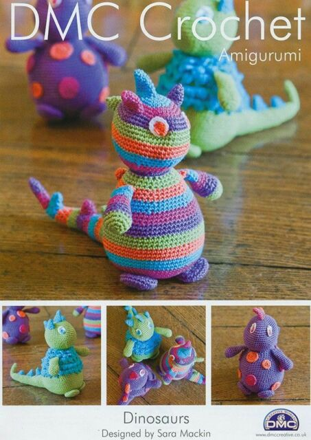 37 Adorable Amigurumi Crochet Patterns: Giraffes, Gnomes, Monsters ... | 640x453