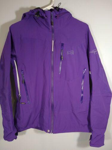 Millet Gore-Tex Purple Outdoor Hiking Jacket Size